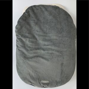 Car seat insert for winter  JJ COLE